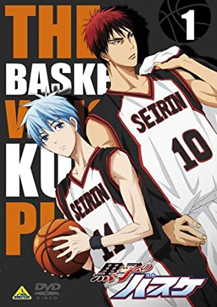 Amazon animation kurokos basketball kuroko no basuke 1 animation kurokos basketball kuroko no basuke 1 2dvds japan dvd voltagebd Image collections