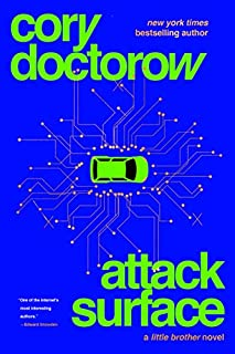 Book Cover: Attack Surface