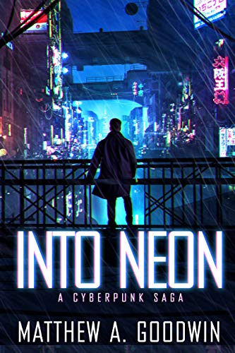 """""""Star Wars Meets Blade Runner In An Awesome Adventure!"""" -Amazon Review (5 Stars)      Moss' life is going nowhere until a mysterious woman knocks on his door and leaves him with the key to take down one of the world's largest corporations. Wh..."""