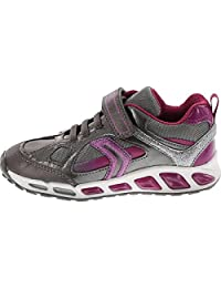 Geox Girls Shuttle Junior Fashion Sneakers