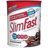 Cheap Slim Fast Rich Chocolate Royale Shake Mix Powder, Pack of 2 ,Slim-3yyi