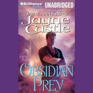 Obsidian Prey Audiobook