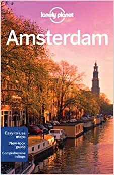 Lonely Planet Amsterdam (Travel Guide) by Karla Zimmerman, Sarah Chandler (2012)