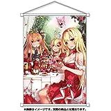 かんぱに☆ガールズ B2タペストリー ローズのお茶会 約縦72.8cm×横51.5cm