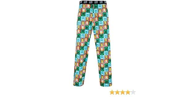 Marvel Pantalones del pijama para Hombre Marvel Comics XX Large: Amazon.es: Ropa y accesorios