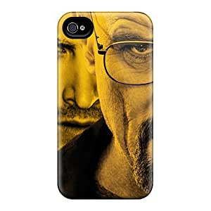 Defender Case With Nice Appearance (breaking Bad Cast) For Iphone 4/4s