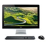"""Acer Aspire AiO 23.8"""" FHD Touchscreen, 8GB SDRAM, 1TB HD, Windows 10 Home, Bilingual (AZ3-715-AM11)"""