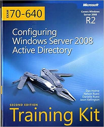 directory 2008 active 70-640 windows pdf server