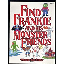 Find Frankie and His Monster Friends