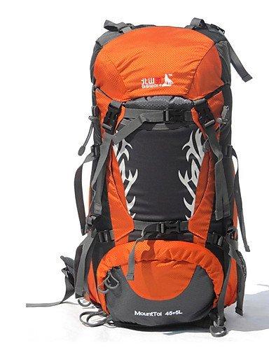 XH@G 50 L Rucksack Camping & Wandern / Klettern / Legere Sport / Reisen OutdoorWasserdicht / Schnell abtrocknend / Regendicht / Staubdicht /