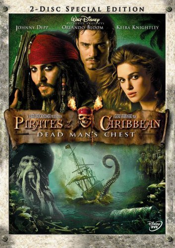 Pirates Of The Caribbean : Dead Man's Chest (Two-Disc Special Edition)[DVD] [2006] (Pirates Of The Caribbean 2 Dead Mans Chest)