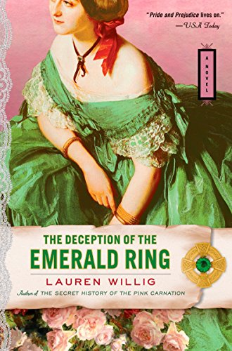 (The Deception of the Emerald Ring (Pink Carnation))