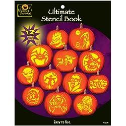 The Perfect Pumpkin Ultimate Stencil Book
