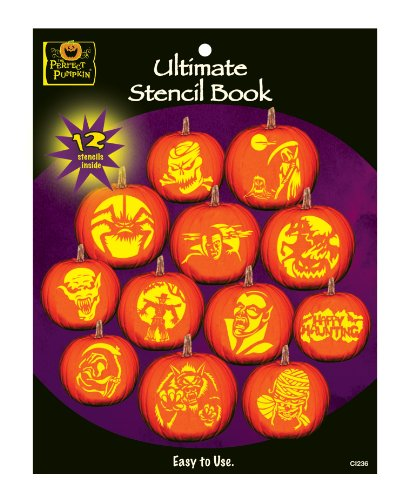 The Perfect Pumpkin Ultimate Stencil Book