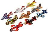 Rhode Island Novelty Foam Glider Assortment Vehicle (Pack of 72)