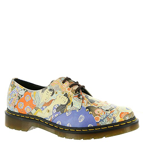 Art Chaussures Dr Eastern Multicolore Femmes Martens 1461 Xw0Xafptq