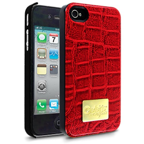Cellairis by Elle & Blair Wild Thing Cherry Case for iPhone 4/4S