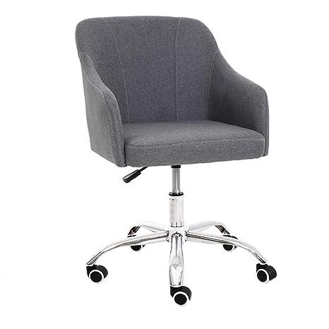 Amazon.com: Fubas - Sillón tapizado, sillas de escritorio ...