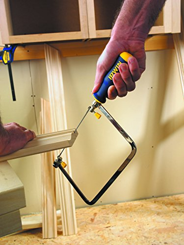 IRWIN Tools ProTouch Coping Saw (2014400) by Irwin Tools (Image #3)