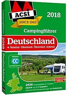 CampingCard ACSI 2020 Nederlandstalig - set 2 delen ACSI ...