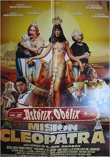 POSTER FILM - CARTEL CINE : ASTERIX Y OBELIX MISION ...