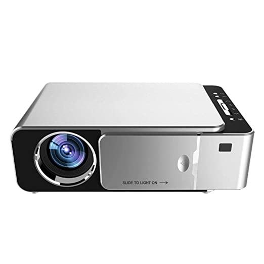 domiluoyoyo T6 3500 Lúmenes Mini Proyector LED Portátil Full HD ...