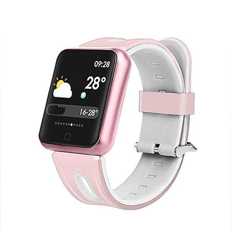 FEIFEIJ Android Wear SmartWatch, Pantalla OLED de 1,3 ...