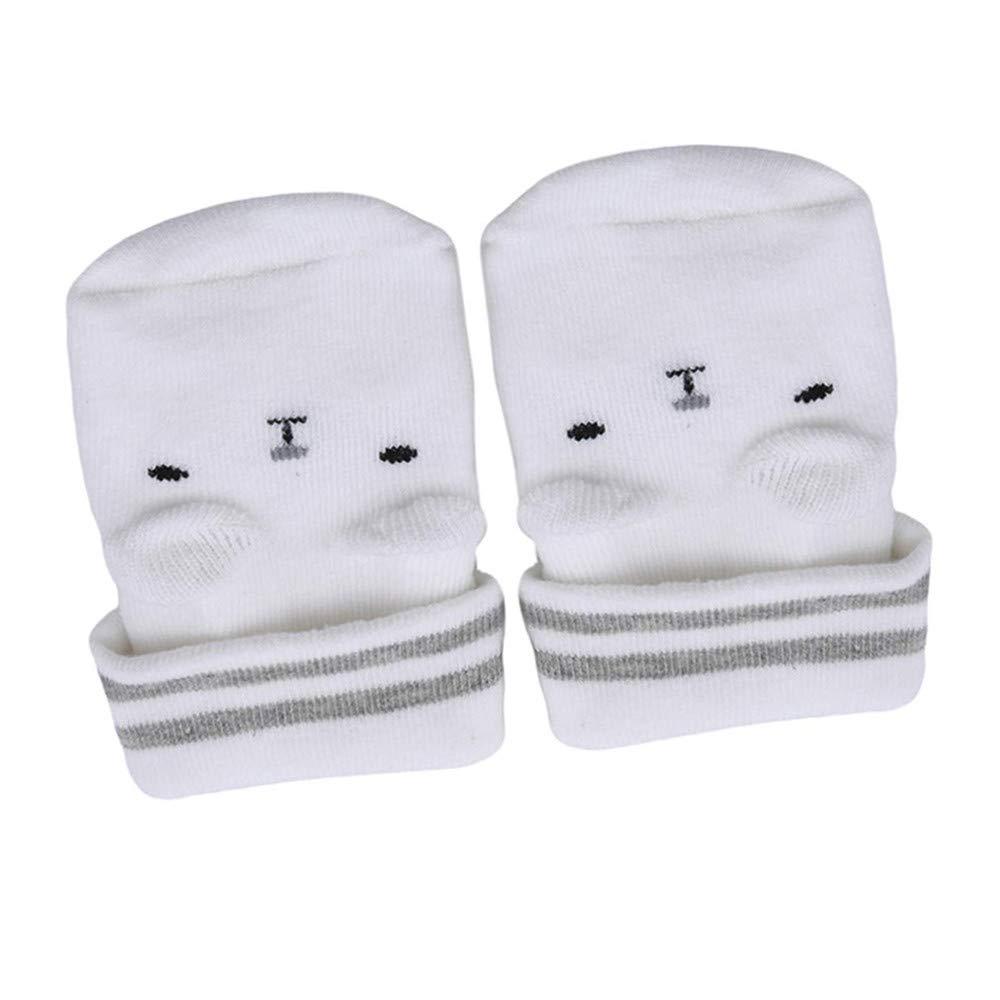 Ogquaton Dibujos animados lindo beb/é suave tridimensional dispensador antideslizante calcetines regalos de cumplea/ños de alta calidad