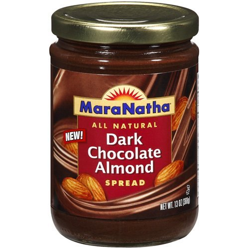 MaraNatha Dark Chocolate Almond Spread - 13 oz