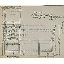 Artist: Robert Brigadier | Design: Hitchcock Chair | Date: c. 1936 | Vintage Fine Art Print