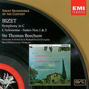 """Afficher """"Symphony ut majeur, 'L'Arlésienne', Suite N°1 et 2"""""""