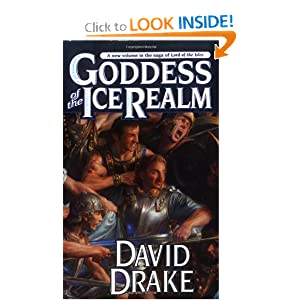 Goddess of the Ice Realm (Lord of the Isles) David Drake