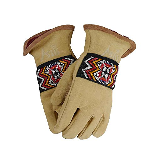 Astis Muchu Chhish Glove (Tan,L) by Astis