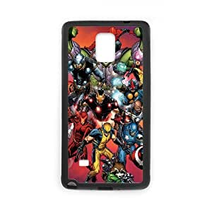 Samsung Galaxy Note 4 Phone Case for Classic movies Hulk Iron Man Thor Theme pattern design GCMHIMT954866
