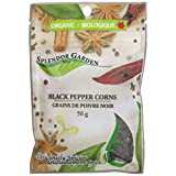 Splendor Garden organic Peppercorn Black,50.0 Gram - Packaging may vary