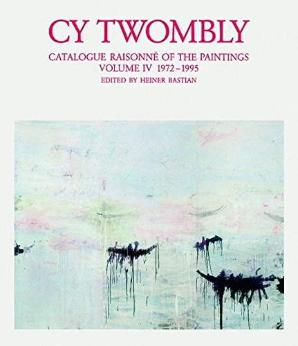 Download cy twombly catalogue raisonn of the paintings vol iv download cy twombly catalogue raisonn of the paintings vol iv 1972 1995 pdf ebook darera345yg fandeluxe Choice Image