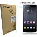 CASSIEY® 2.5D Curved Edge 9H Hardness Premium Tempered Glass For Oneplus One - Front
