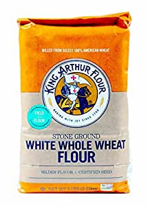 Amazon.com : King Arthur White Whole Wheat Multi Purpose
