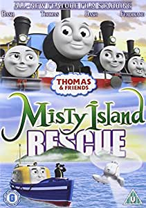 Thomas & Friends - Misty Island Rescue [DVD] [Reino Unido]