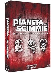 Il Pianeta delle Scimmie - Saga Completa Cofanetto 8 DVD