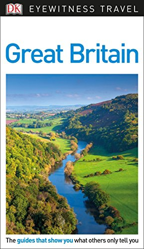 DK Eyewitness Travel Guide Great Britain...