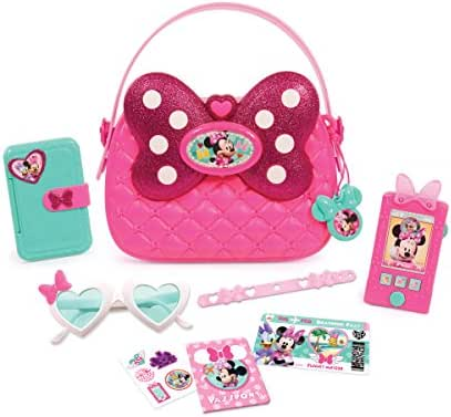 Minnie's Happy Helpers Bag Set, Pink