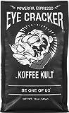 Koffee Kult Eye Cracker Espresso Beans - Bright, Bold Medium Roast with a Citrus Twist Coffee