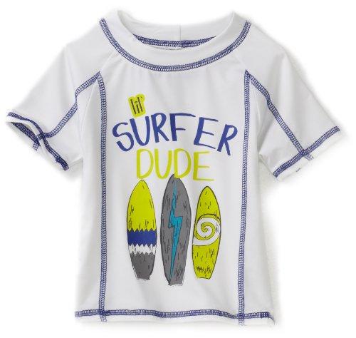 Ixtreme Baby Boys' Surfer Dude Rash Guard