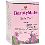 Health King BeautyMate Herb Tea – 20 Tea Bags – 100% Natural – For Better Skin Texture and Complexion