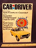 1970 70 November Car and Driver Magazine (Features: Road Test on Plymouth GTX, Toyota Corona, & Mazda R100 Coupe)
