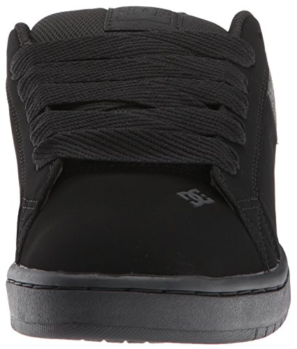 Bhe DC GRAFFIK SHOE COURT Shoes Uomo Sneaker Black Uwqxzpg7w