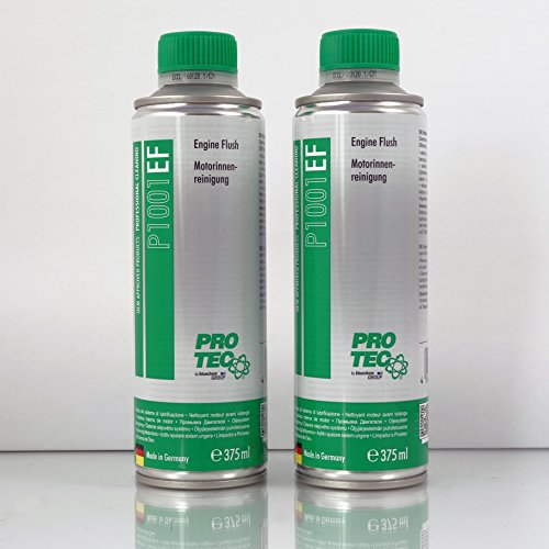 Engine Flush P1001 EF 2 x 375ml Engine Interior Cleaner:
