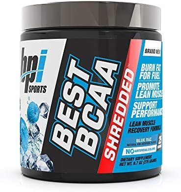 BPI Sports Best BCAA Shredded product image