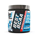 Best Bcaa Powders - BPI Sports Best BCAA Shredded, Blue Raz, 9.7 Review